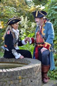 Bert en Diana / Neerijnen foto: Louisa de Keizer